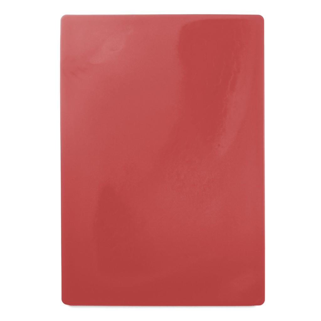 Skärbräda Röd 50x35 cm