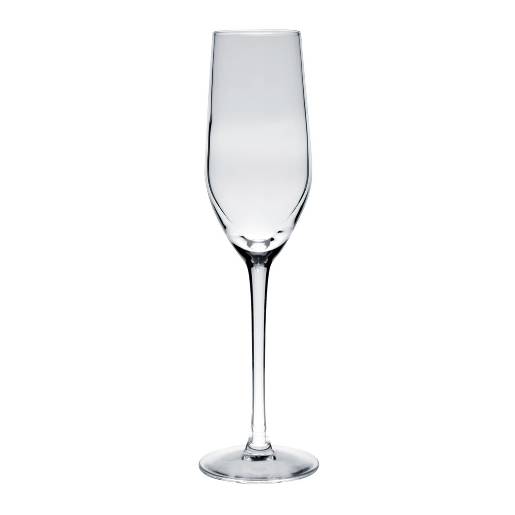Mineral Champagneglas (6-pack)
