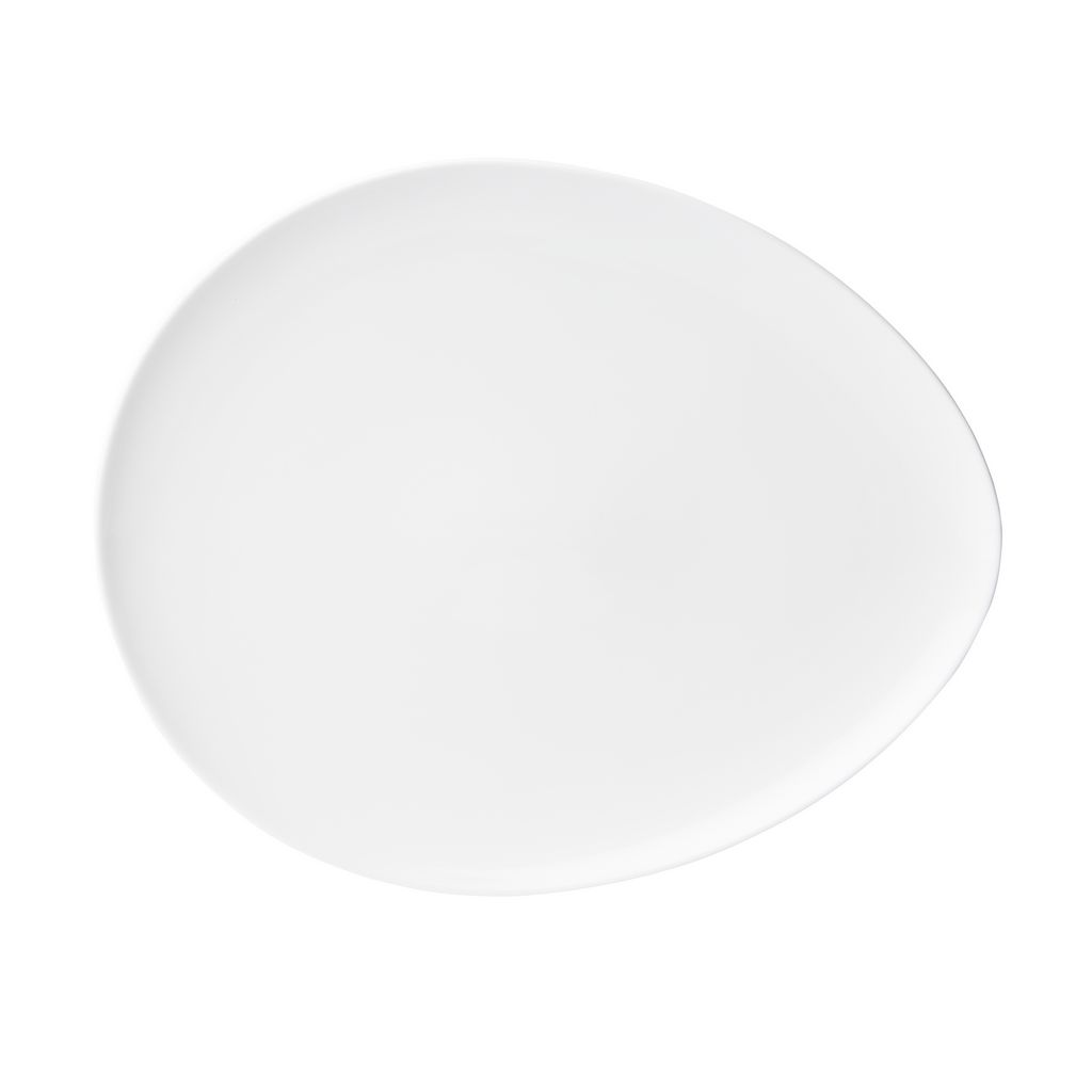 Athos Tallrik Oval 32×27 cm (6-pack)