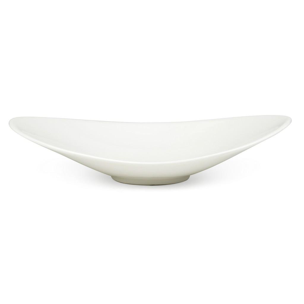 Oval Skål 21x13 cm