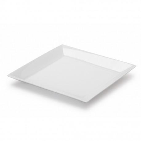 Quadro Tallrik Flat 27 cm (6-pack)