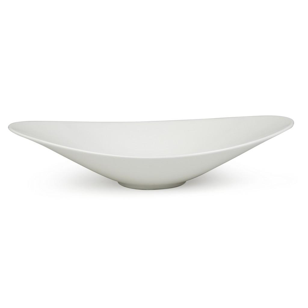 Oval Tallrik 32x19 cm (3-pack)