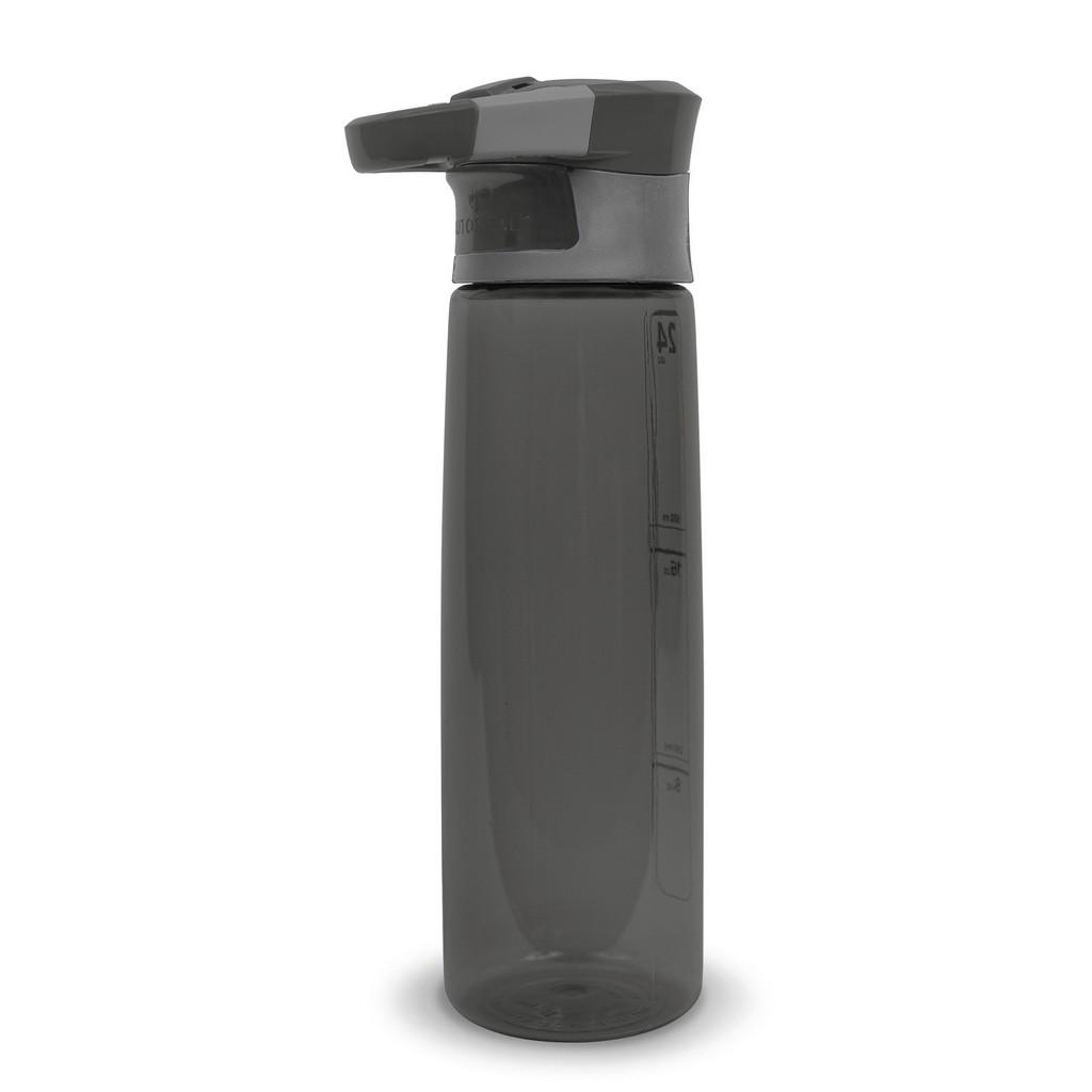 Water Bottle Hydration, Black