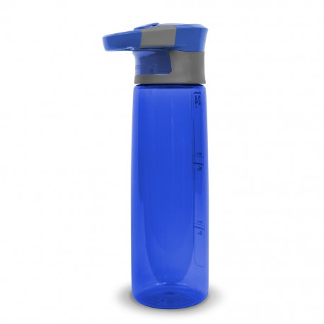Water Bottle Hydration, Blue