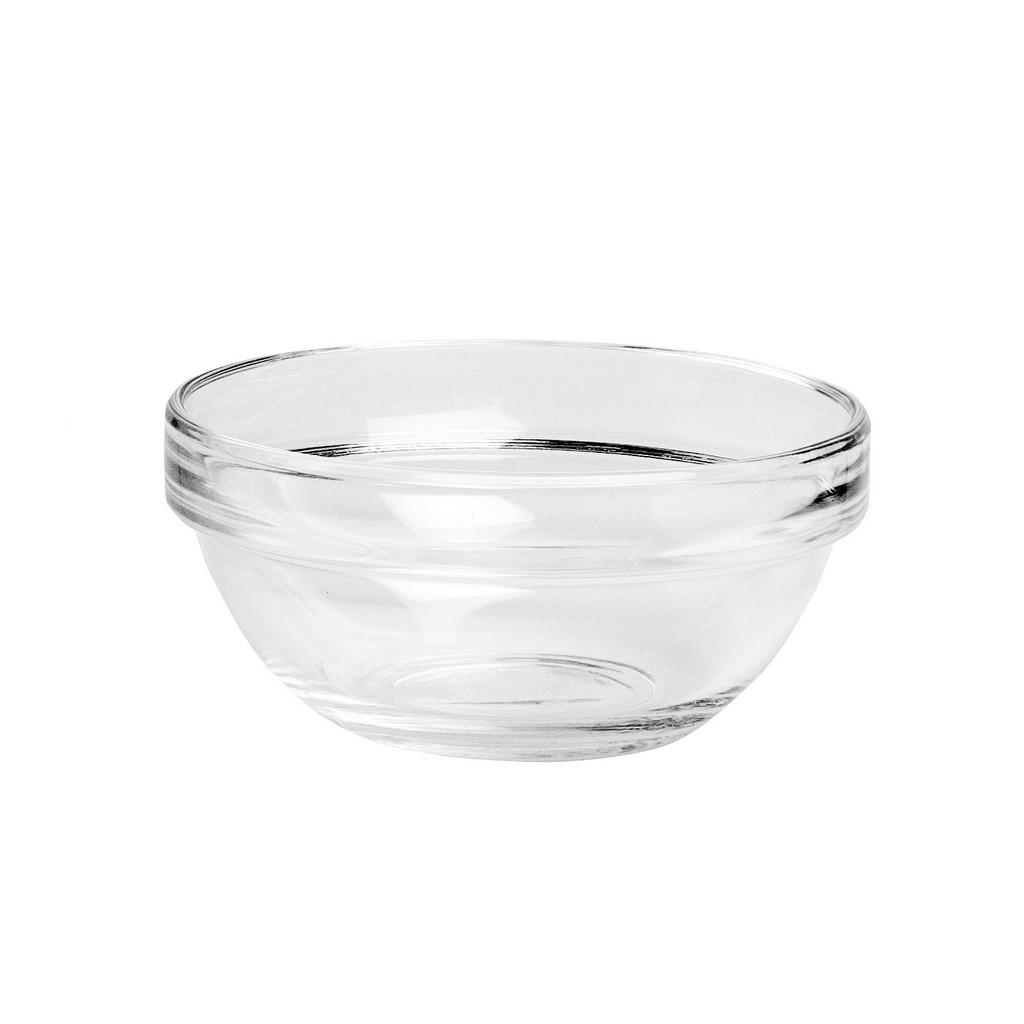 Stapelbar skål 9 cm (6-pack)