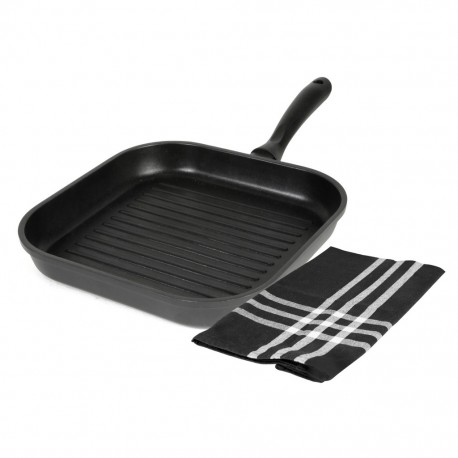 Black Grillpanneset