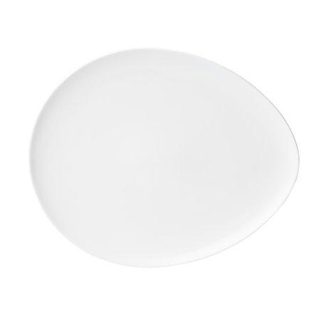 Athos Tallrik Oval 12x10 cm (12-pack)