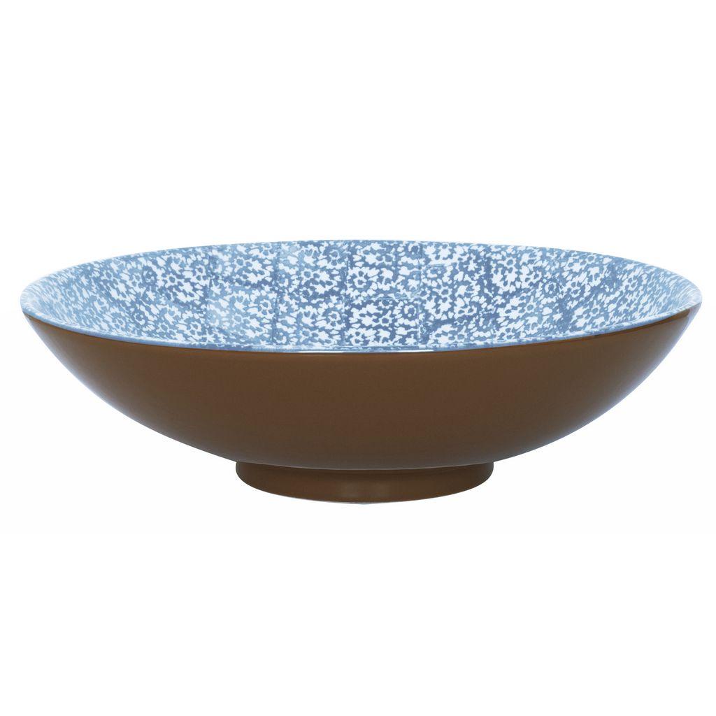 Vesta Salladsskål 35 cm, Blå
