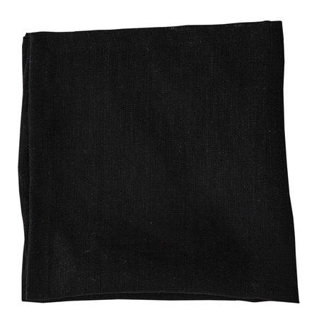 Servett Svart 45 cm (2-pack)