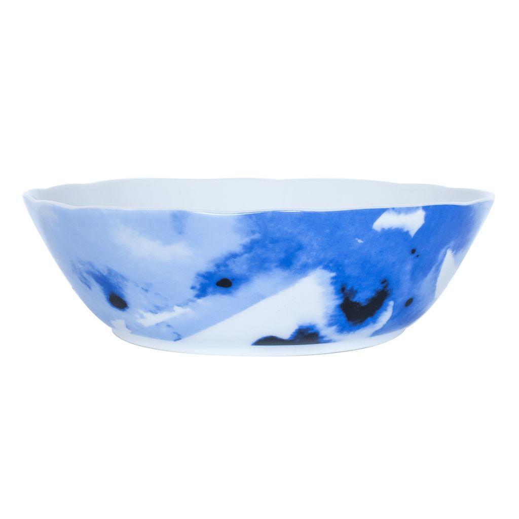 Juno Skål 24 cm Blå