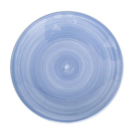 Ceres Tallrik 22 cm Blå (4-pack)