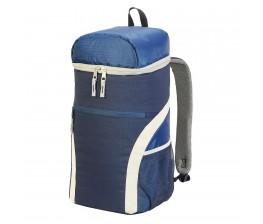 Food Market Cooler Backpack Navy