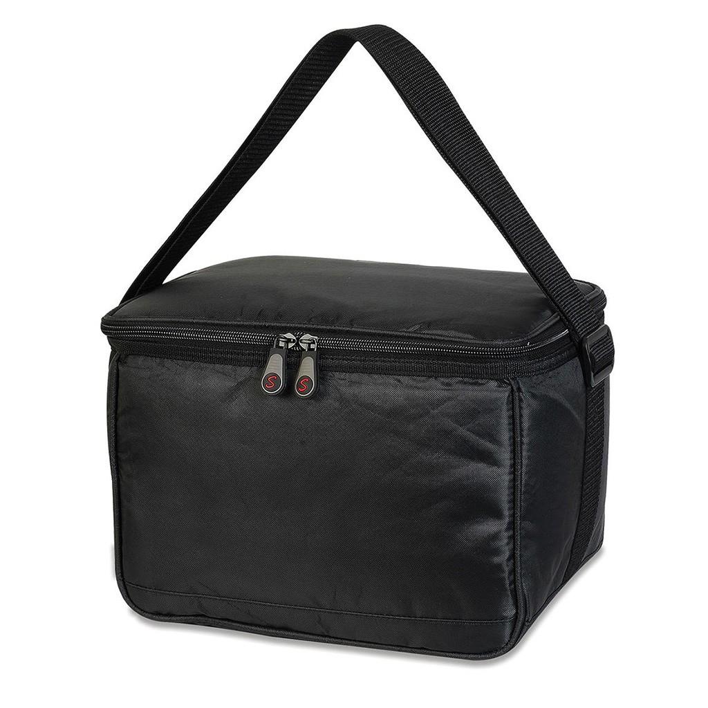 Woodstock Cooler Bag Black