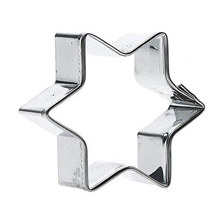 Kakmått Stjärna 8 cm