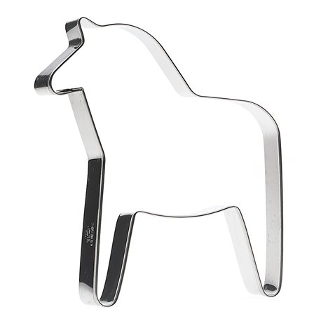 Kakmått Häst 9,5 cm