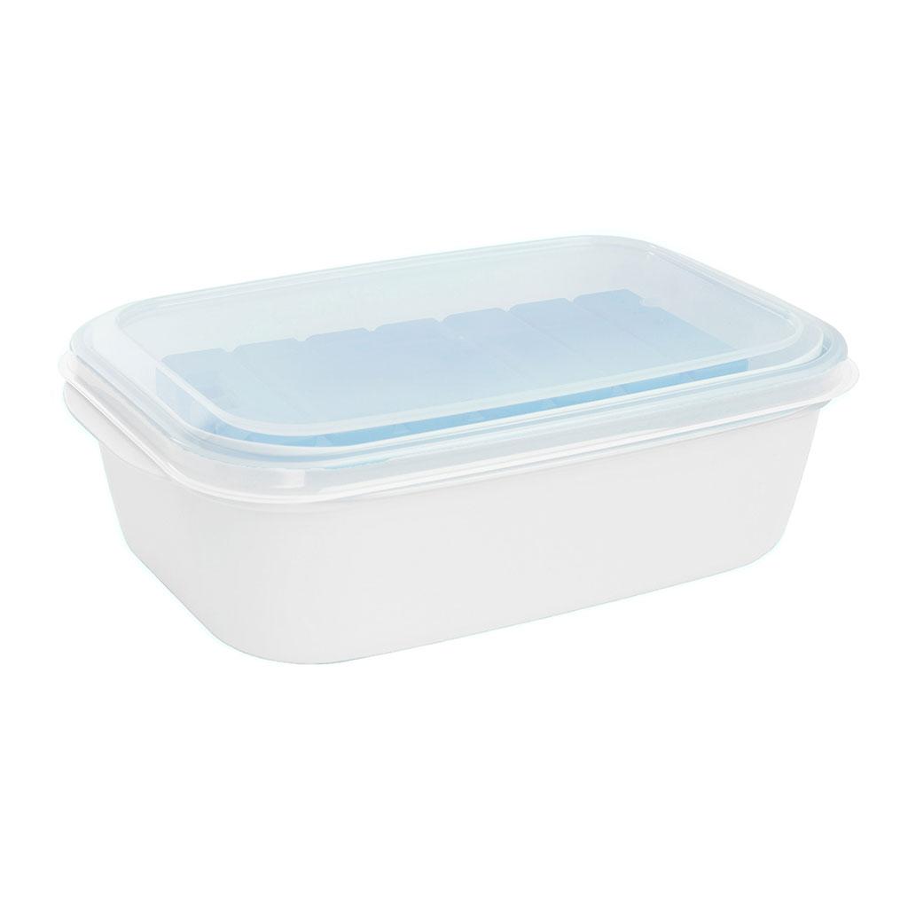 Ice-Pack Matlåda 1,7 L