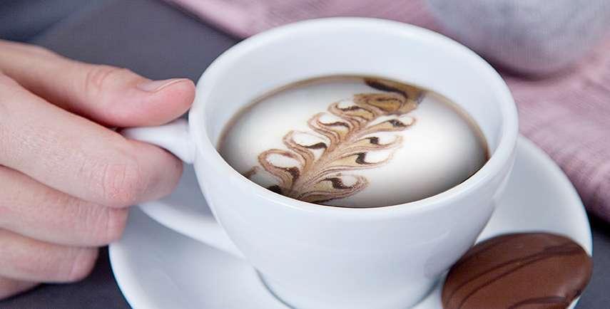 Kaffekoppar & Fat